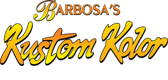 Barboas's Kustom Kolor and Auto Body Shop, Parkville, MO logo