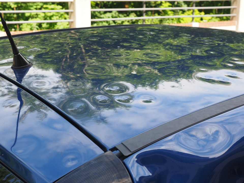 Car Hail Damage – What you need to know