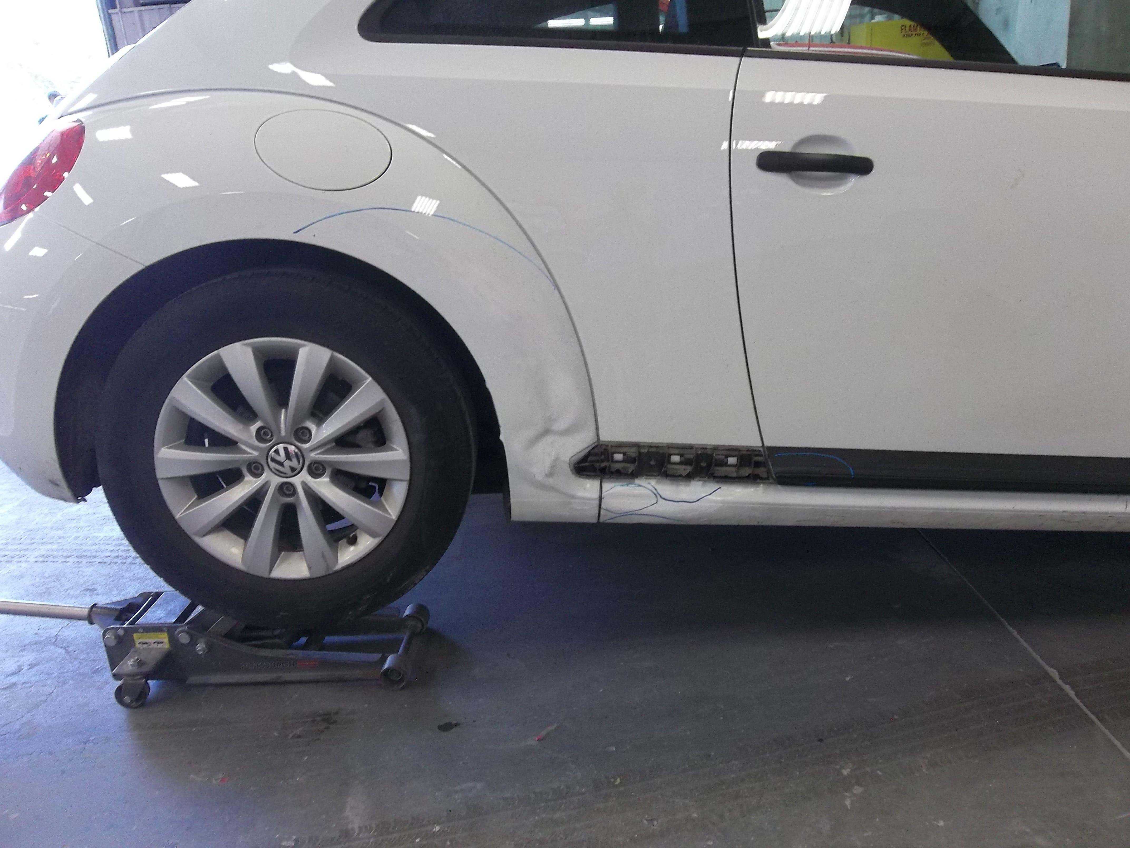 Automobile Scratch Repair