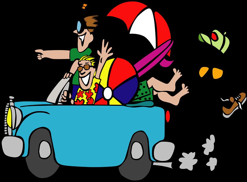 Summer Vacation Car Tips