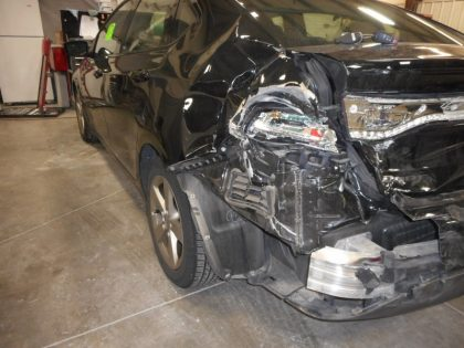 Get an estimate for your car accident repair at Barbosa's Kustom Kolor in Parkville.